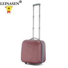 Hot Women Cabin Luggage Bag on wheels wheeled Bag Rolling Trolley bags Business Travel Bag For men carry on luggage suitcase(China)