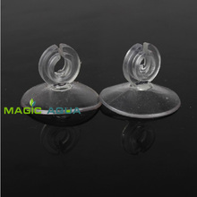Sucker-Pads Clip Suction-Cup Heater-Wire Aquarium Pipe Air-Pump-Tube PVC for Co2-Line