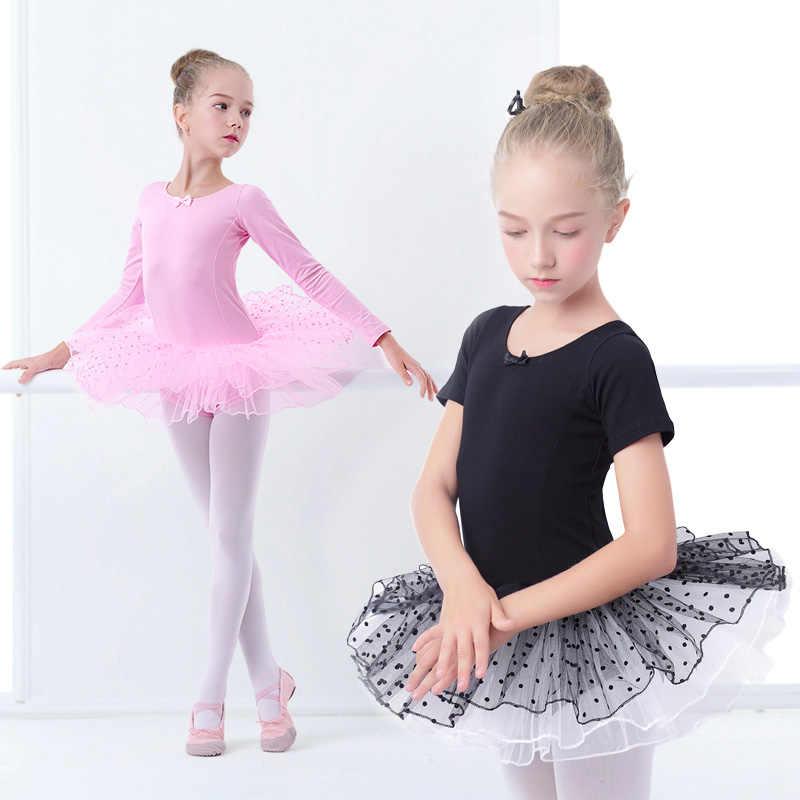 975121fb2992 Detail Feedback Questions about Girls Ballet Tutu Kids Gymnastics ...