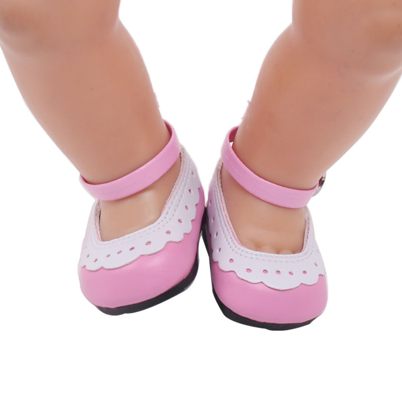 43CM Zapf Baby Born Doll shoes All kinds of style clothes shoes Christmas gift free shipping the doll G27