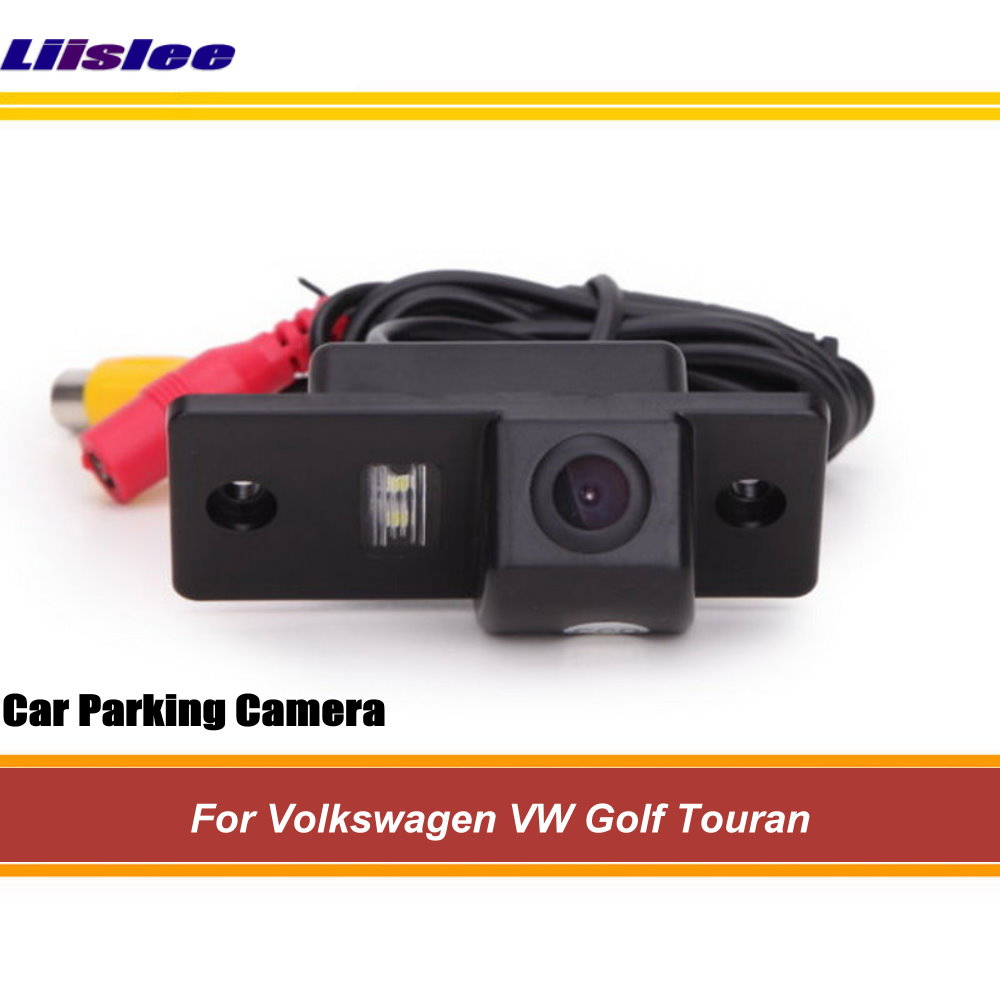 Liislee For Volkswagen VW Golf Touran Rear View Reverse Camera / Back Up Parking Camera / CCD Integrated CAM Night Vision