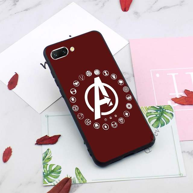 US $1 98 20% OFF Slim The Avengers Infinity War Phone Cover for Huawei  Honor 7C Case 10 8 9 Lite 7A Pro 6A 7X Y6 Prime Nova 3i 3 Covers-in Fitted