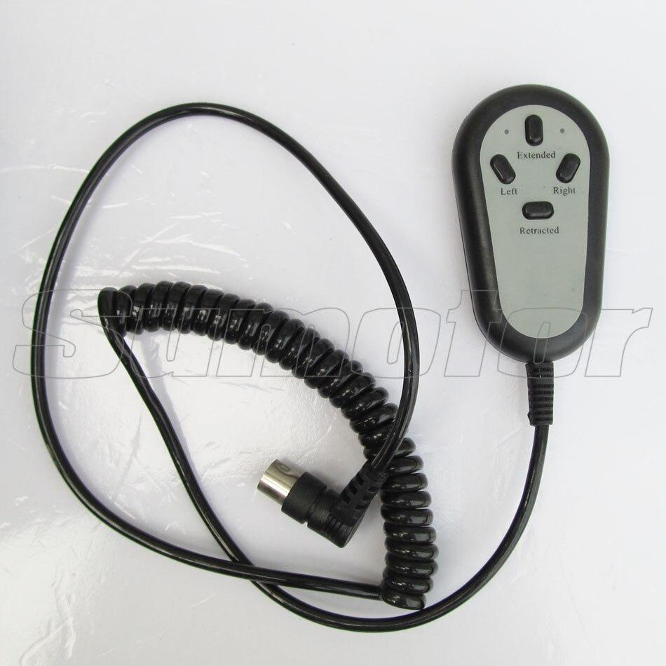 Вход AC 220 В для два линейных приводов DC 24 В 5A источника питания ручной переключатель контроллер электрический адаптер открытия двери уход кр...