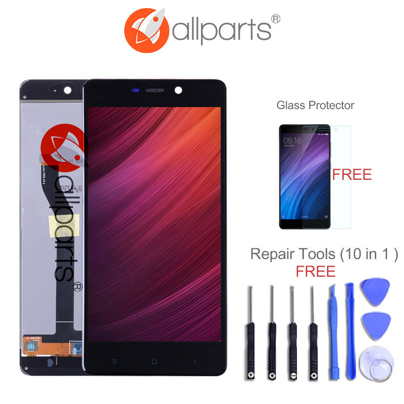 High-end Version 5.0'' LCD For XIAOMI Redmi 4 Pro Display with Touch Screen with Frame For XIAOMI Redmi 4 Prime LCD Display