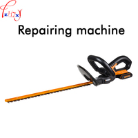 20 volt lithium electric hedger trimmer WG259E handheld fence trimmer garden tools for pruning machines