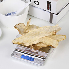 1000g/0.1g Digital kitchen Scales Portable Electronic Scales Pocket LCD Precision Jewelry Scale Weight Balance Cuisine