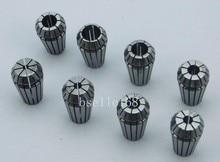 High Precision ER16 collet set 9pcs (2-10mm) CNC collet chuck toolholder