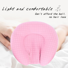 Baby Pillow Newborn Head Protection Cushion Bedding Infant Nursing Toddler Sleep Positioner Anti Roll