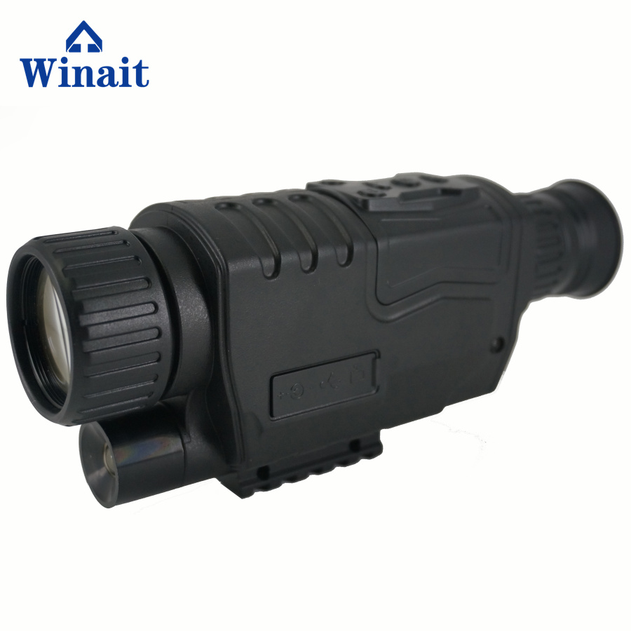 Winait 5x 40 digital binocular camera, night vision monocular with 1.5'' TFT display digital video camera