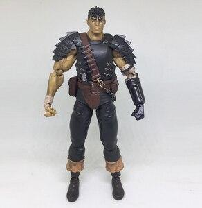 Image 2 - Berserk figma 359 espadachim preto figuras de ação brinquedos