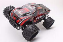 RC Araba 2.4 GHz Kaya Paletli Ralli Araba 4WD Kamyon 1:16 Ölçekli Off-road Yarışı Araç Buggy Elektronik RC Model Oyuncak 9504-Red(China)