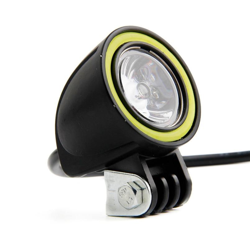 1 PCS Preuve Haute COB D'eau + Haute Puissance Puce Led Voiture Moto Phare 12 V 1800LM New Lumières Moto