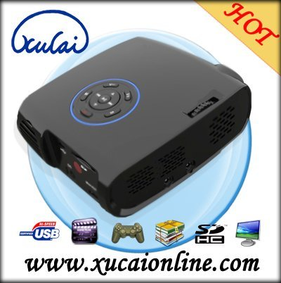 XUCAI home theater projector manual LX260