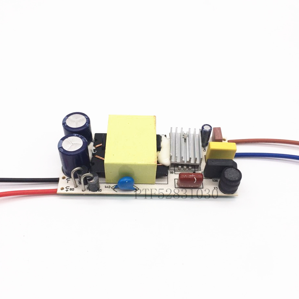 10pcs lots 50w high power driver supply 85 265 v constant current