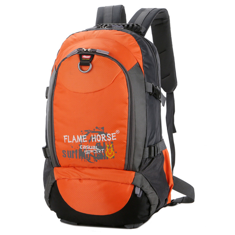 45L Hiking Backpack Travel Outdoor Bags Woman Camping Bag Sports Man Climbing Backpacks Mountain Equipment Trekking GYM Backpack