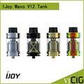 100% original ijoy maxo v12 atomizador 5.6 ml tanque com v12-rt6 deck