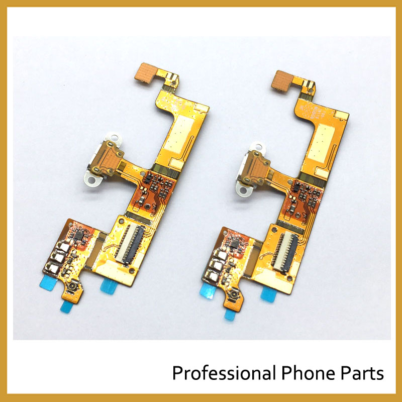 Original New For INFINIX X501 Micro USB Charging Charger Port Dock Connector Flex Cable with Microphone Vibrator Board Module