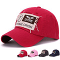 Классический бейсболка 100% песок мытый хлопок оригинальный патч вышивки открытый бейсбол шляпы и шапки для мужчин и женщин