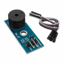 Free shipping High Quality Passive Buzzer Module for Arduino