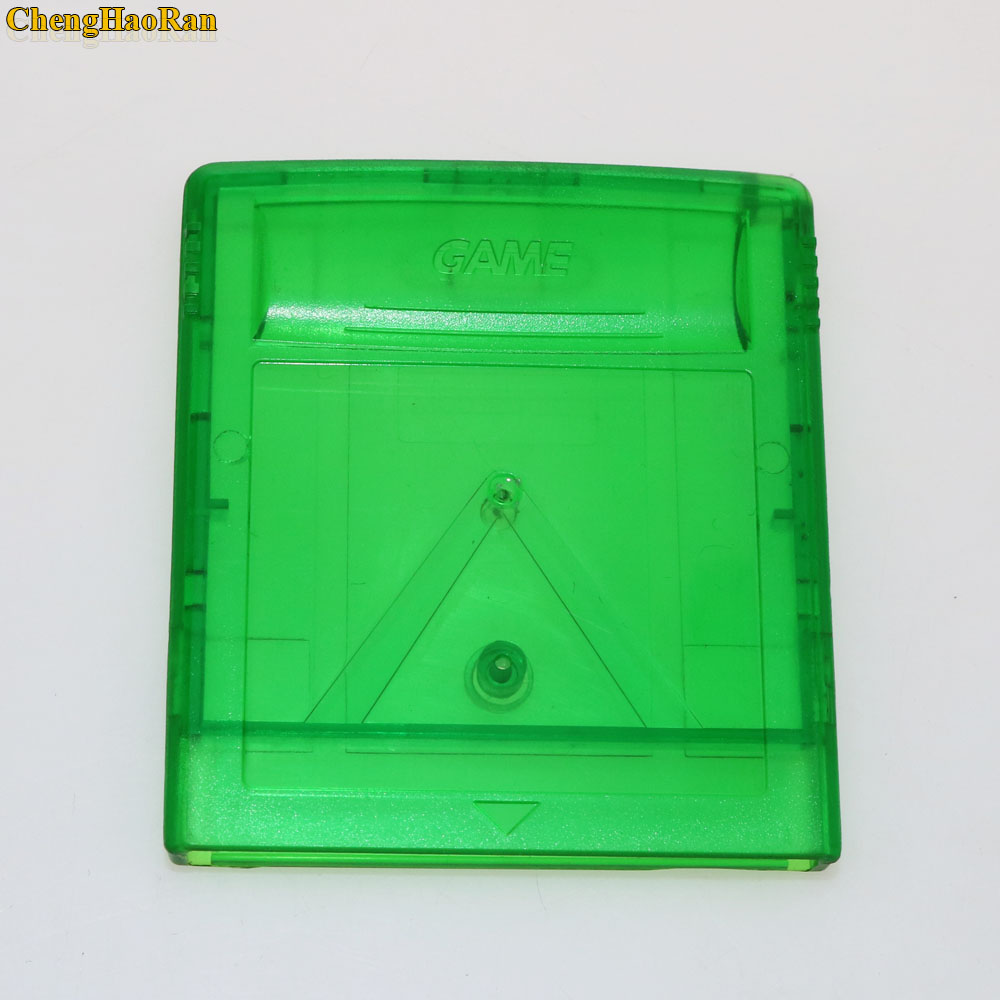 Image 2 - ChengHaoRan 10pcs Grey Clear Green Game Card Housing Case for GB GBC GBA SP Game Cartridge Case Housing Box-in Replacement Parts & Accessories from Consumer Electronics
