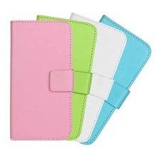 Para htc one mini 2 luxo pu carteira de couro da tampa do caso para htc one m8 mini com estilo suporte e suporte de cartão livre
