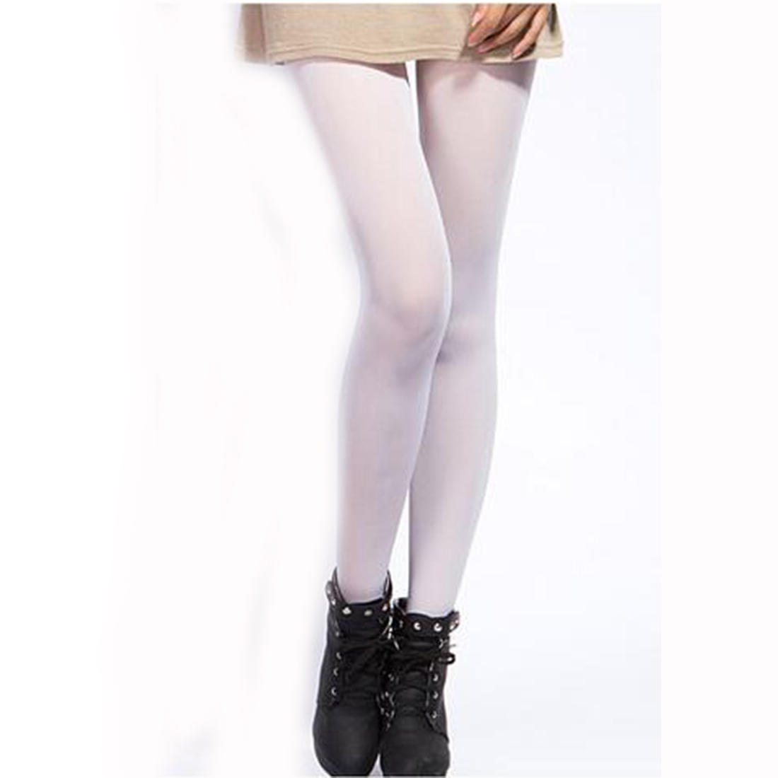 290e90a4a12 2017 Hot Fashion Woman Velvet 100D Pantyhose Multi colour Tights Women For  Spring Autumn Winter-in Tights from Underwear   Sleepwears on  Aliexpress.com ...