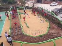 Heavy Duty Large Net Rope Gym Facility Net Park Playground HZ 180102a