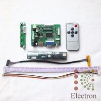 HDMI VGA 2AV Reversing LCD Driver Board DIY For 15 4inch LP154WX5 B154EW02 B154EW08 LP154W01 CLAA154WA05A