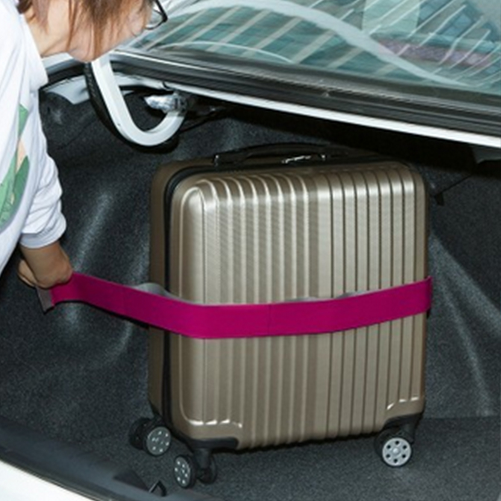 Free Shipping Car Trunk Organizer Safe Belt Styling 80 cm