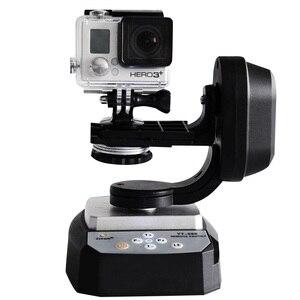 Image 5 - ZIFON YT 500 Motorisierte Fernbedienung Pan Tilt mit Stativ Mount Adapter für Extreme Kamera Wifi Kamera und Smartphone