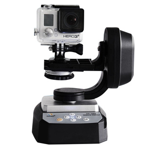 Image 5 - ZIFON YT 500 Motorized Remote Control Pan Tilt with Tripod Mount Adapter for Extreme Camera Wifi Camera and Smartphone