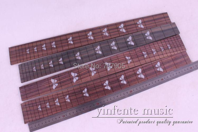 New 4  pcs   Guitar Fretboard electric guitar rosewood  Fretboard Parts High quality 1_1 # acoustic guitar neck fingerboard fretboard for guitar parts replacement rosewood zebrawood veneer