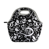 Lunch Bag Thermo Thermal Insulated Neoprene Lunch Bag Women Kids Lunchbags Tote Cooler Lunch Box Insulation