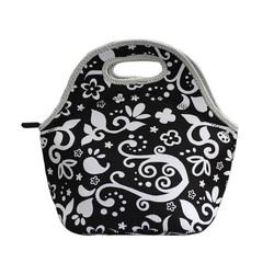 Lunch Bag Thermo Thermal Insulated Neoprene Lunch Bag Women Kids Lunchbags Tote Cooler Lunch Box Insulation Bag Bolsa Termica