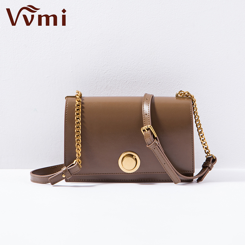 Vvmi brand luxury designers women split leather shoulder crossbody bags commuter flap bag messenger bag vintage Small chain bag denim vintage quilted across bag women s blue jean plaid stylish brand fashion flap chain crossbody shoulder bag purse handbag
