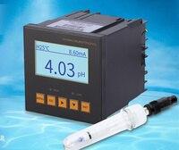 PH160産業phコントローラオンラインphメーターテスターphセンサプローブorp検出器下水コントローラ+ 5メートル複合電極