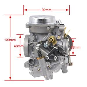 Image 2 - ZSDTRP XV250 26mm Carb gaźnik aluminium Carburador Assy dla Yamaha VX 250 Virago 250 v star 250 Route 66 1988 2014