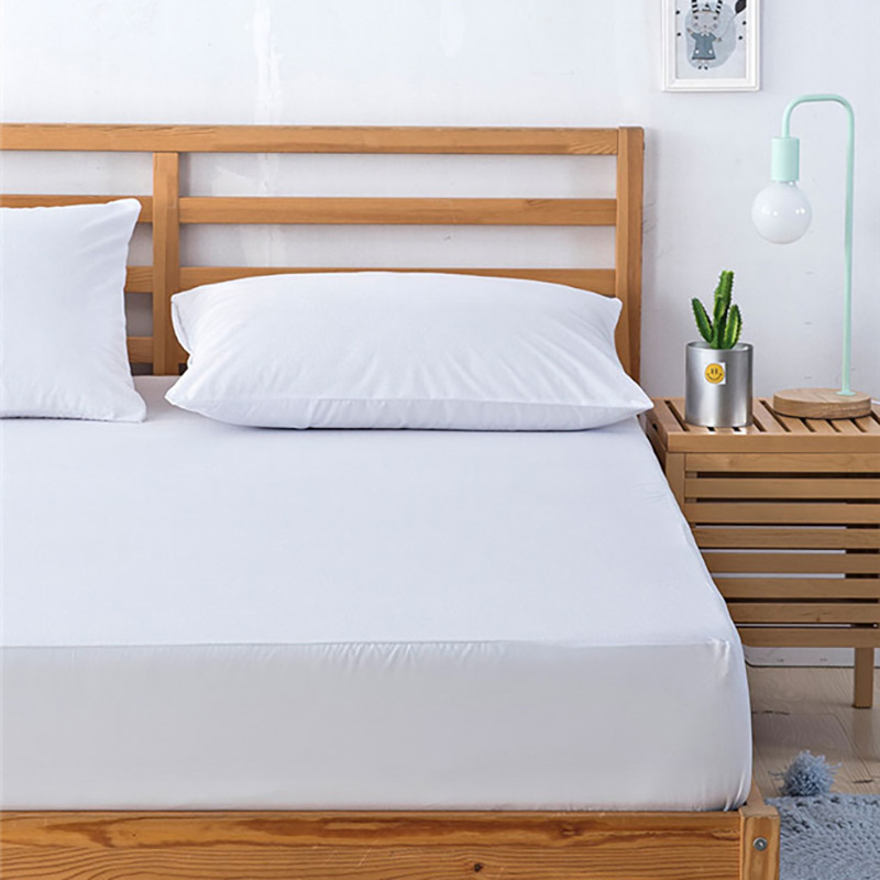 AU Double Cotton Terry Matress Cover 100% Waterproof Mattress Protector Bed Bug Proof Dust Mite Mattress Pad Cover For Mattress