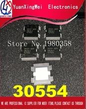 100% Nuovo 5 pz/lotto 30554 QFP64 del corpo di Automobile computer di bordo di alimentazione di chip driver di ME9.7 ECU driver IC Per Mer  cede di Riparazione