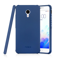 Soft Back Cover Silicone Neo Hybrid Case For Meizu M3 Note Phone Bag Cover For Meilan