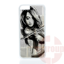 Erstaunliche musik violine netten künstlerische Für Sony Xperia Z Z1 Z2 Z3 Z4 Z5 Premium compact M2 M4 M5 C C3 C4 C5 E4 T3 nette fall