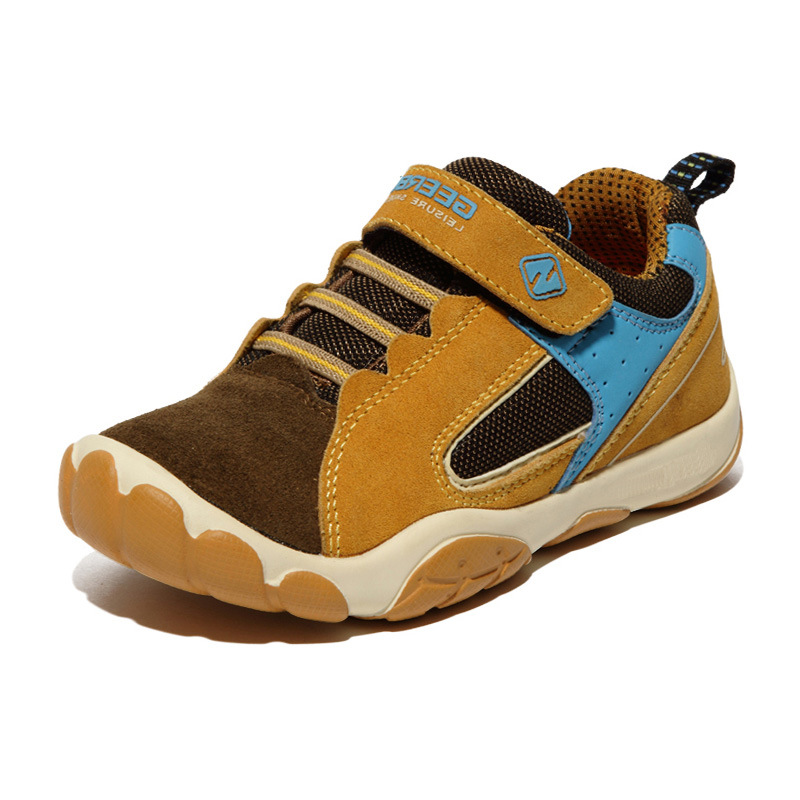 2018 Hot Sale Boys Girls Sports Shoes Skid Resistance Rubber Sole Kids Walking Shoes Spring Autumn Childrens Fashion Sneakers