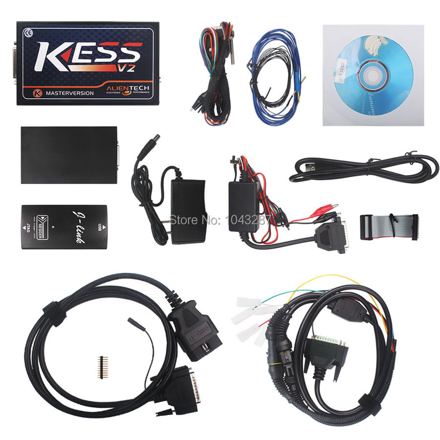 Master KESS V2 Software V2 15 Hardware V3 099 OBD2 Manager NoToken Limit Kess V2 Master