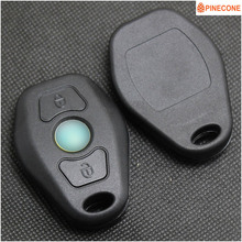 PINECONE Key Casing for GEELY VISION JINGGANG ZIYOUJIAN ENGLON Car Remote 3 Buttons Replace Shell With Logo