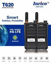 Talkie walkie 4g lte HSDPA/WCDMA/4G LTE T620 Radio WCDMA GSM carte SIM wifi réseau talkie walkie T620