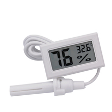 20pcs/lot LCD Digital Mini Thermometer Humidity Tester Hygrometer Temp Gauge Temperature Meter Monitor Electronic