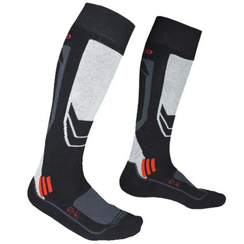 Winter Warm Men Thermal Ski Socks Thick Cotton Sports Snowboard Cycling Skiing Soccer Socks Leg Warmers Sports Top Quality Sock v2 replacement remote control transmitter 433mhz rolling code top quality page 5