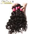 Unprocessed Virgin Brazilian Hair Natural Wave 4 Bundles Brazilian Natural Wave Hair 10-26inch Brazilian Deep Wave Virgin Hair