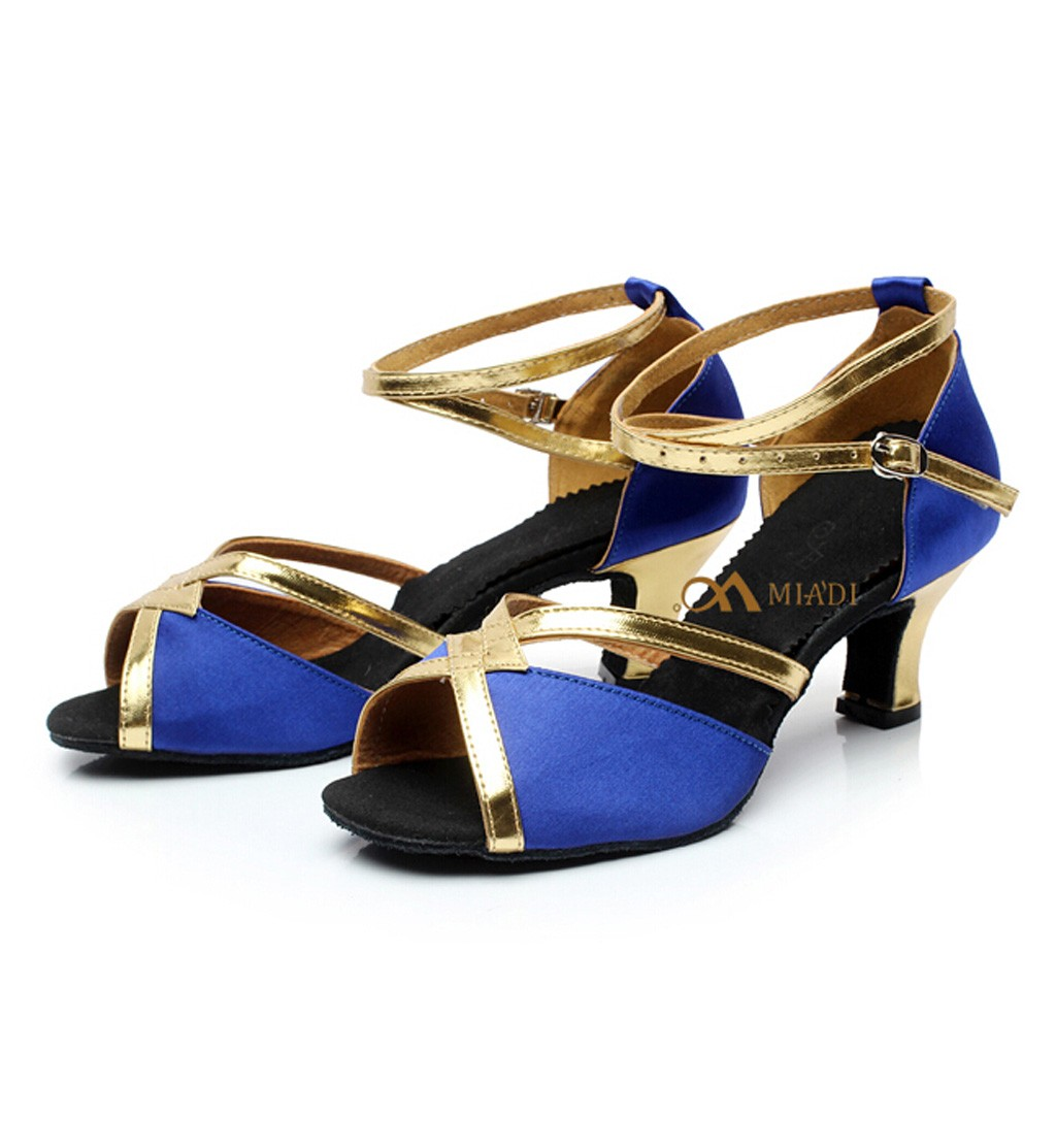 Other Amicable Good Quality Women Fashion Rumba Waltz Prom Ballroom Latin Salsa Dance Sexy High Heels Shoes Sandals Ladies Zapatos De Baile15 We Take Customers As Our Gods