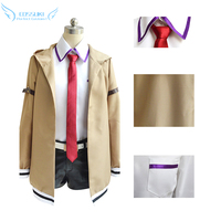 Steins Gate Makise Kurisu Cosplay Costume Stage Performence Clothes Perfect Custom For You